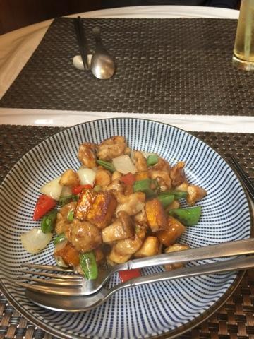 和チャイナのお料理