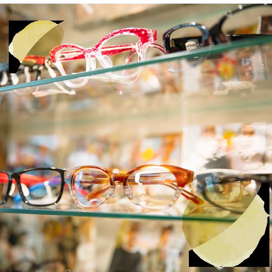 似合うメガネが作れる店