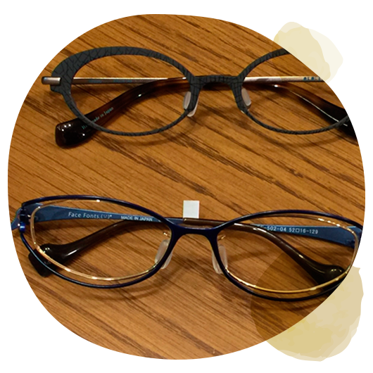 ずれないメガネが作れる店