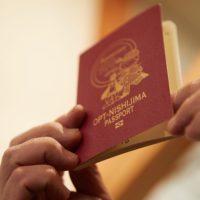 成田でもOK!? ニシジマ100年パスポート。